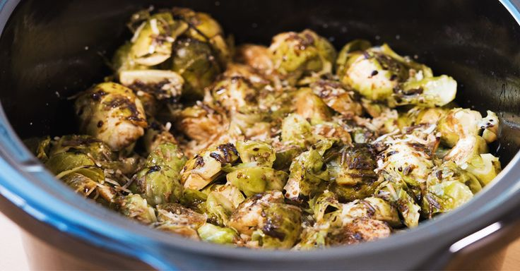 There's No Need To Turn On The Oven To Enjoy These Amazing Brussels Sprouts!