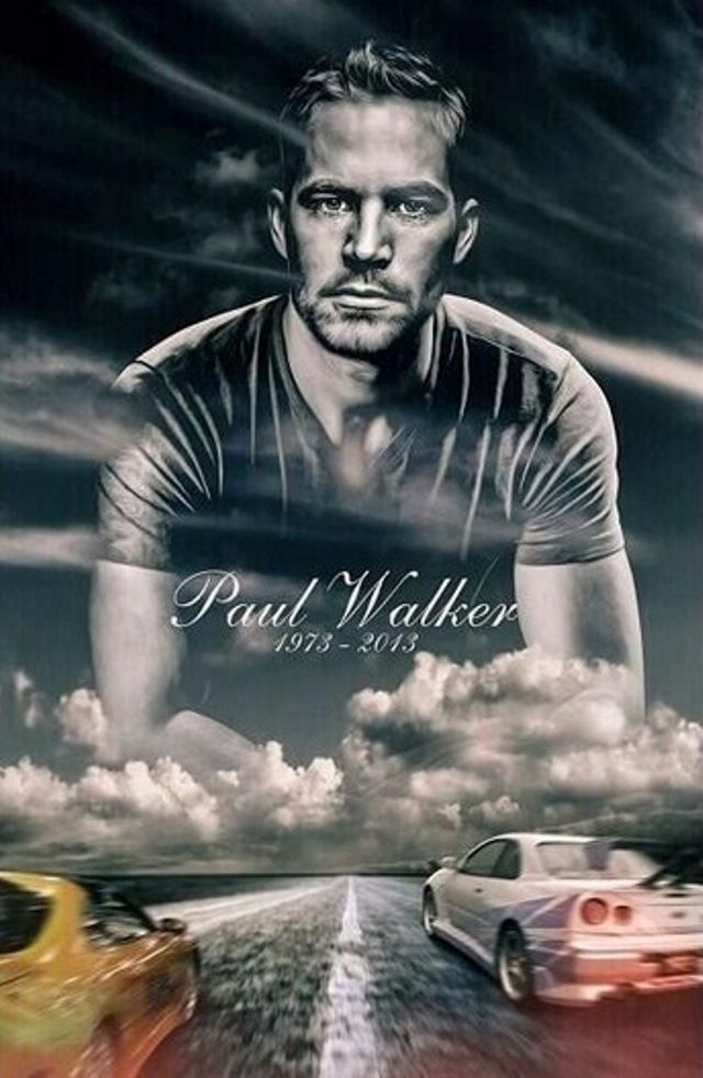I hope they have cars to race up there.....ill defiantly have to race him on the flip side! Paul Walker 1973-2003