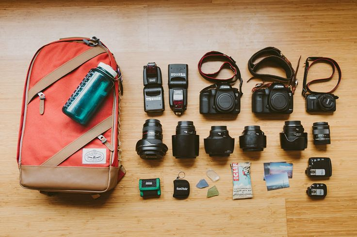 See what Canon camera gear this wedding photographer uses to shoot weddings around the world. DSLR and compact Canon cameras, lenses and more.