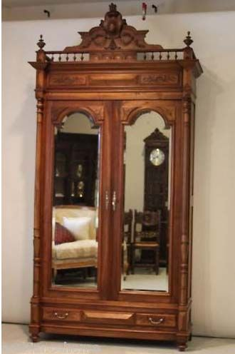 37 best linen armoires images on pinterest painted. Black Bedroom Furniture Sets. Home Design Ideas