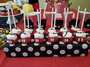 Mickey Mouse Birthday Party Ideas | Photo 2 of 12