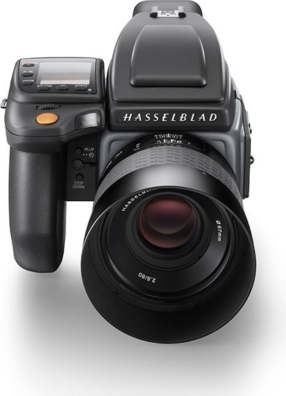 Hasselblad Mittelformatkamera H6D
