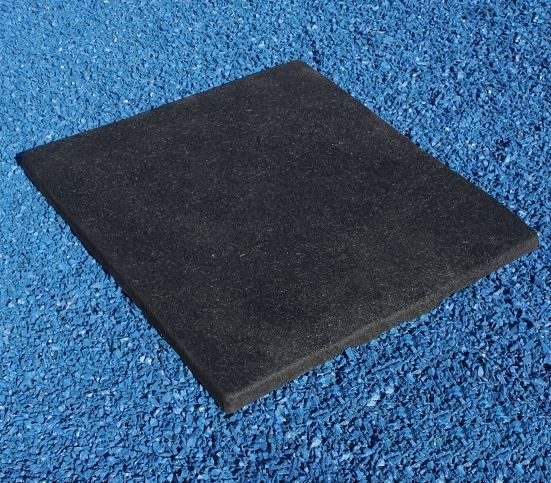 Safety Mat- Add for extra protection! Find more in safety surfacing at Noah's Park & Playgrounds (www.noahsplay.com)