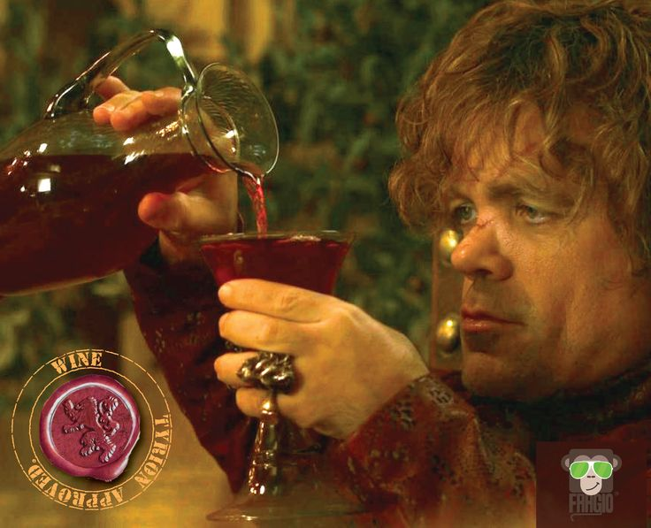 Looking for the best wine in town? Find restaurants with your favourite wine right here at Faagio!  #Faagio #Wine #Game #Of #Thrones #Tyrion #Lannister #Red #Wine