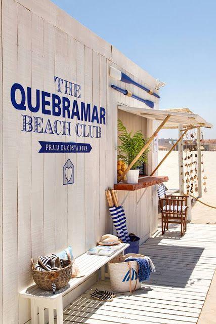 MissSukhi by Sofia Neves: The Quebramar Beach Club, Costa Nova - Aveiro