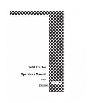CASE IH 1470 TRACTOR OPERATORS MANUAL DOWNLOAD