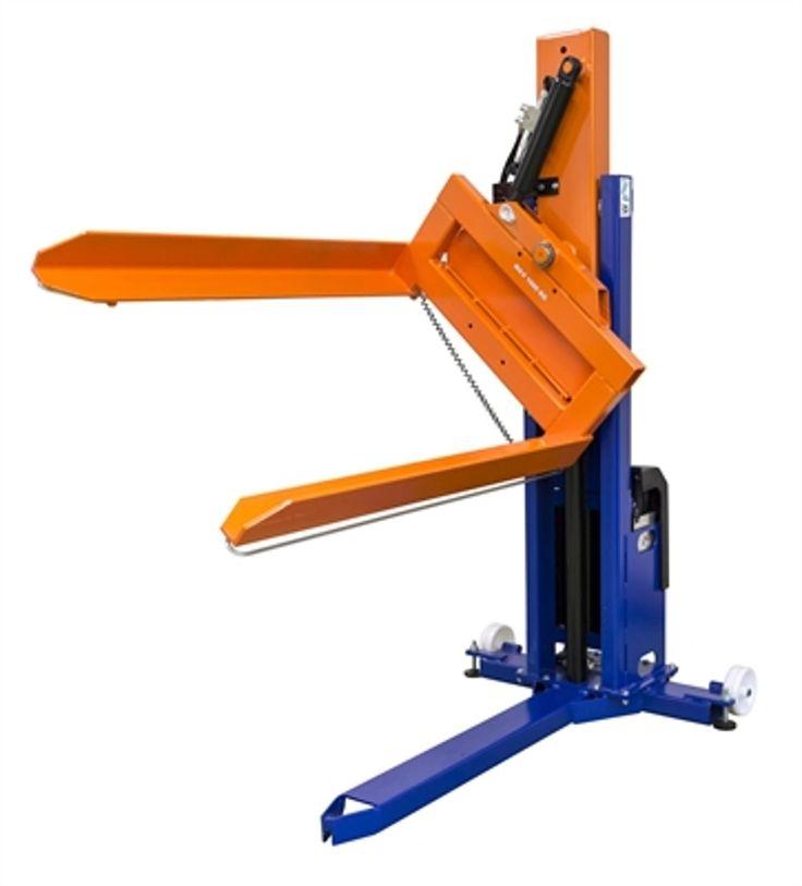 GTARDO.DE:  Niveau-Lifter, 1t / 1000 kg, Maße 1245 x 850 mm, Hub 900 mm, 0,75 kW 6 338,00 €