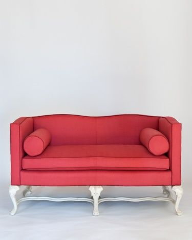 The Pamela Settee from Liz O'Brien Editions.
