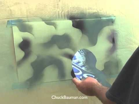 Easy Camo Paint Job Instruction Redneck Camouflage Custom Paint