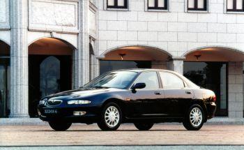 Mazda Xedos 6 Worldwide '02.1992–99