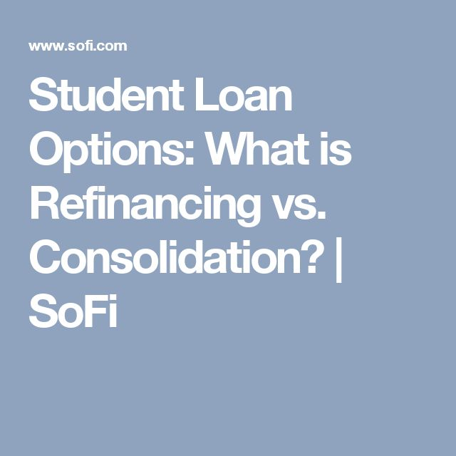 Best loan options for students