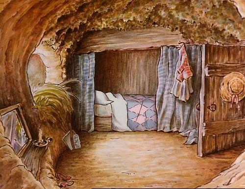 an-old-fashionedgirl:    Beatrix Potter Art