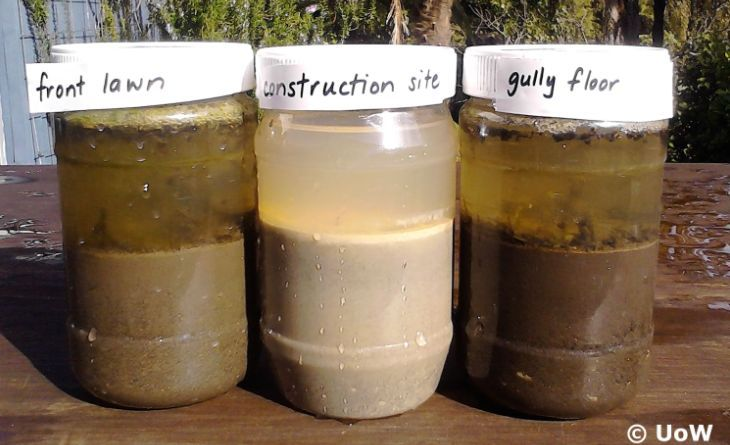 OBSERVING SOIL DIFFERENCES - STUDENT ACTIVITY.