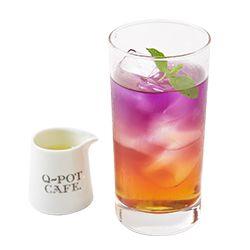 Q-pot CAFE.|MENU