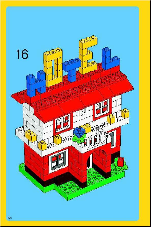 30 best my sets images on pinterest lego sets lego instructions view lego instructions for ultimate house building set set number 5482 to help you build these lego sets malvernweather Image collections
