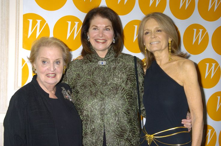 Madeleine Albright Through the Years in Photos | MAKERS