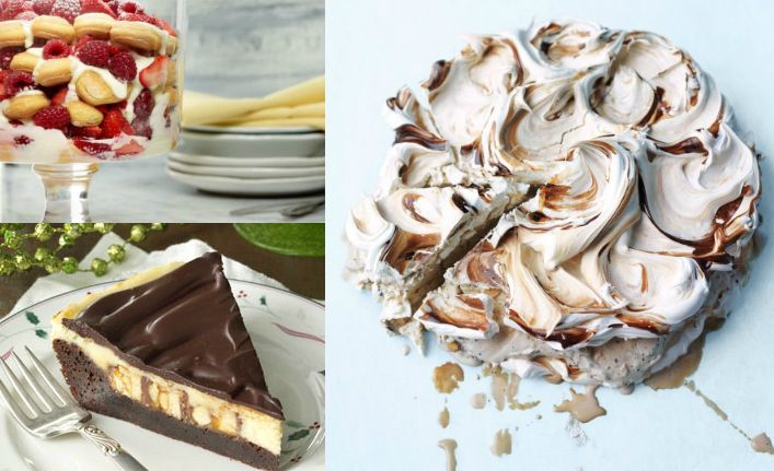 3 DELICIOUS Desserts for Mother's Day - surprise mom with something sweet! #mothersday #dessert