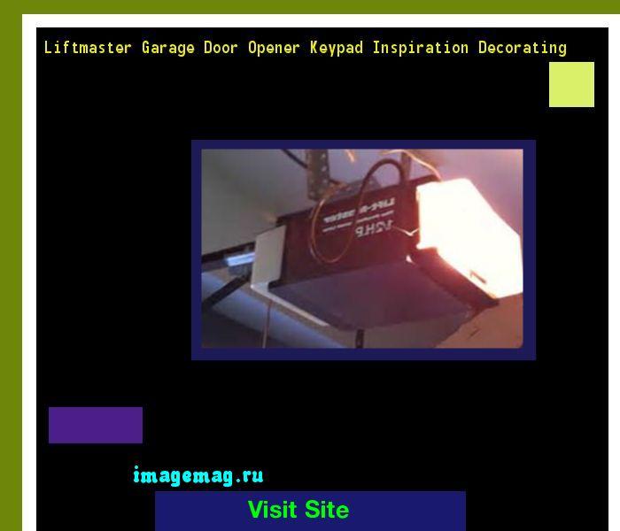 Liftmaster Garage Door Opener Keypad Inspiration Decorating 154340 - The Best Image Search