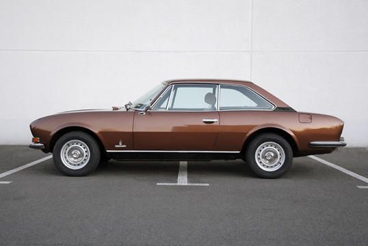 Peugeot 504 Coupé Pininfarina - For me one of the most beautiful Pininfarina's car