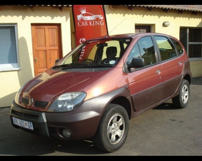 2003 RENAULT SCENIC RX4 EXPRESSION