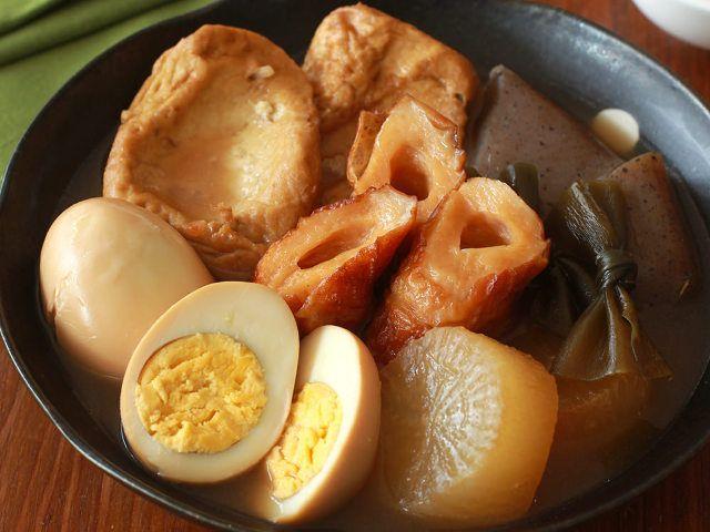 【簡単レシピ】おだしジュワ~な絶品おでんは炊飯器で作れる!