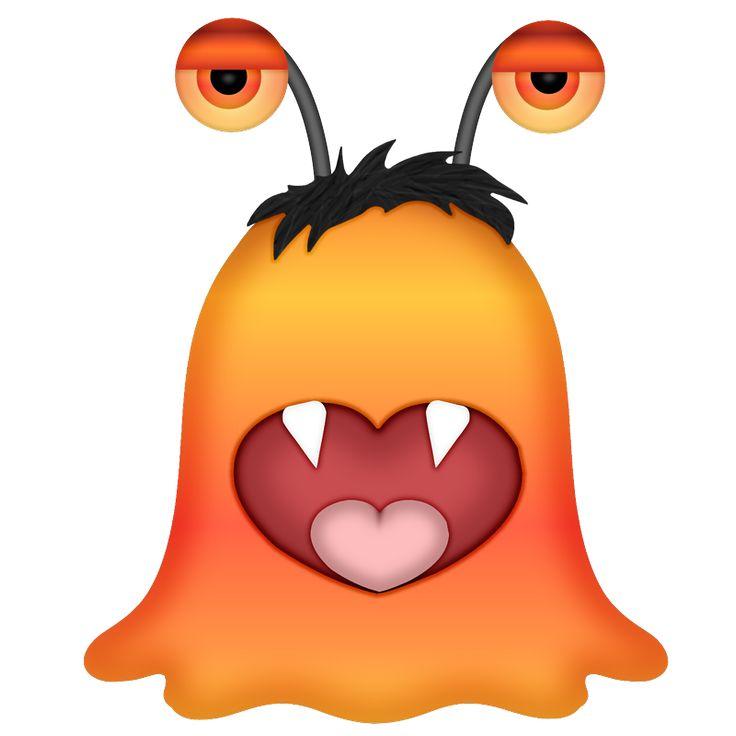 391 best images about ClipArt ~ Monster, Spöken, Drakar ...