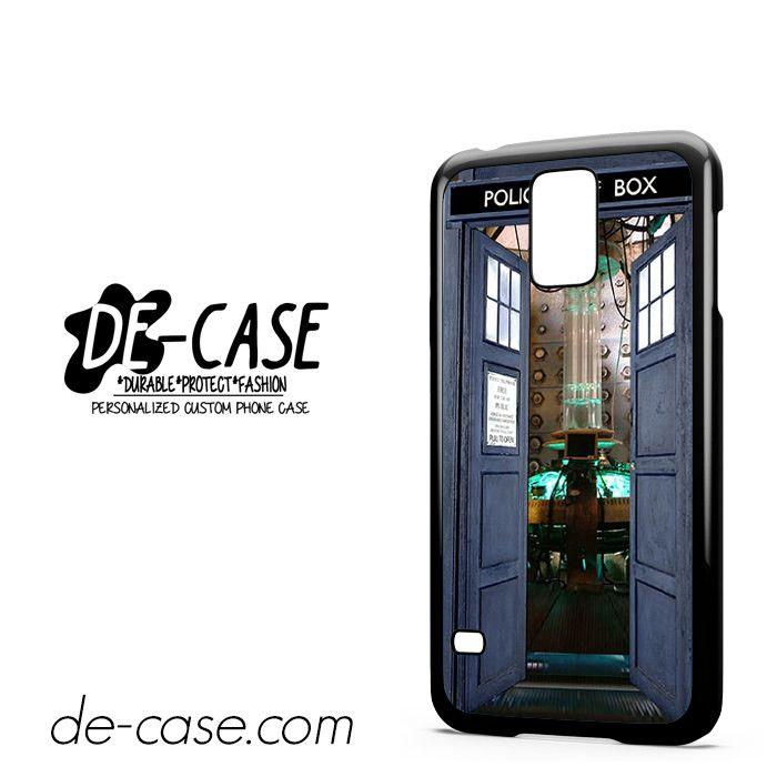 Inside Police Box Doctor Who DEAL-5633 Samsung Phonecase Cover For Samsung Galaxy S5 / S5 Mini