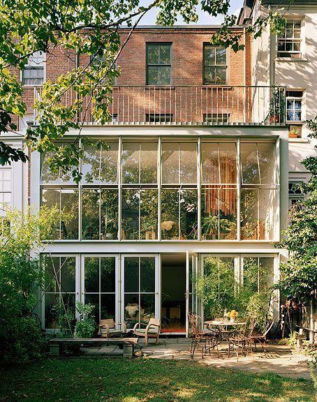 Romantik an der Spitze mit einem Wintergarten in Ihrem Haus roomed.nl