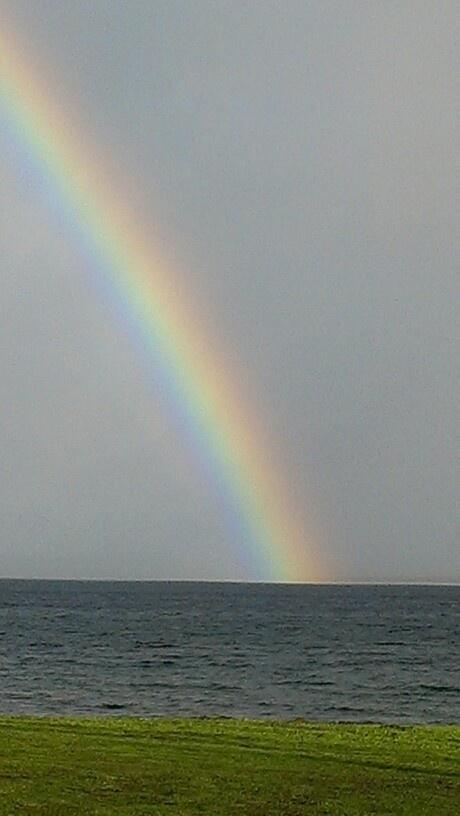 Glorious rainbow