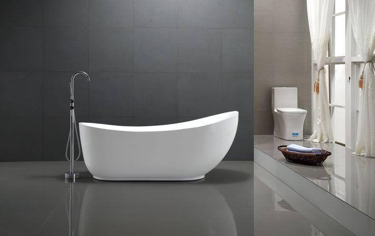 #BellaVista #FreeStandingBath #Bathroom #Bath #BathroonDesign #BathroomDecor #BathroomInspiration #Freestanding