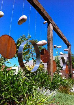 Tuinschermen als kunstwerk