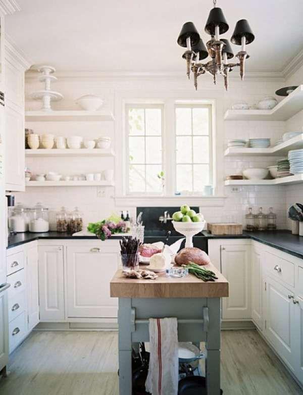 Kucuk Kare Mutfak Dekorasyonlari Yeni Mutfak Modelleri Mutfak Tasarimlari Siyah Tezgahlar