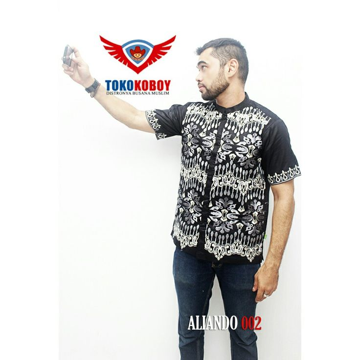 Stunning embroidery shirt  Made from Barbis cotton With embroidery details  Size available S M L XL  Please visit our official store www.bajukokokoboy.com  Shipping with Express main service from Indonesia worldwide  #shirt #embroideryshirt #original #menswear #kurta