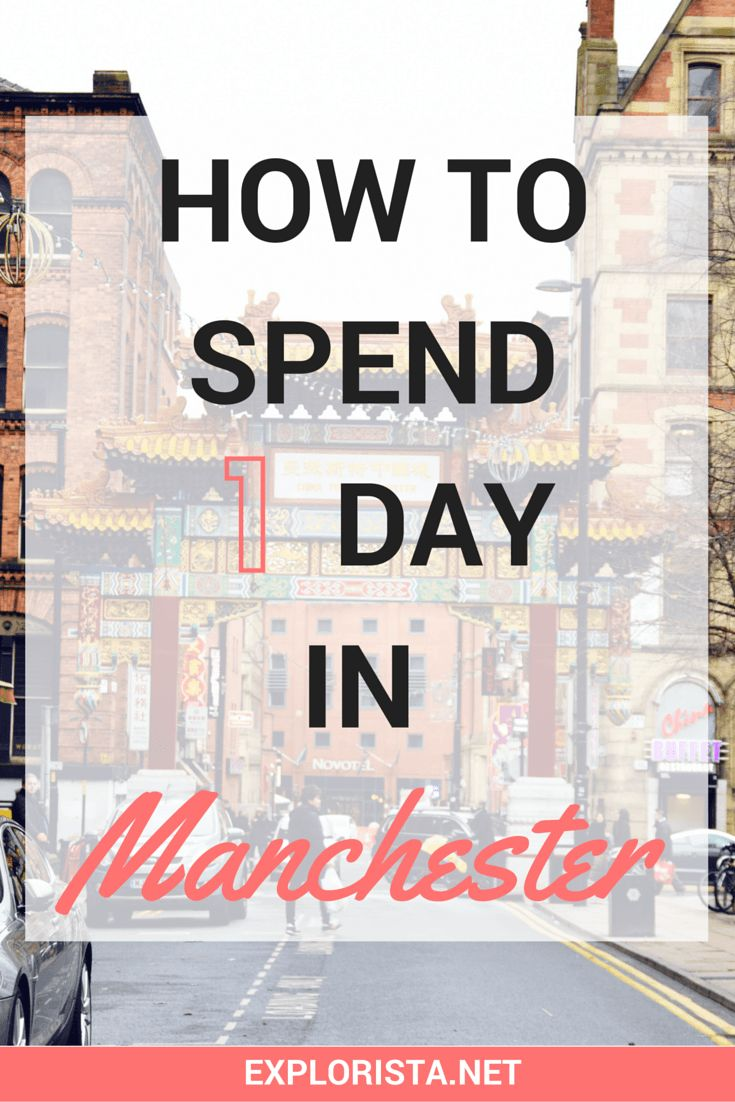 My first day trip took me to Manchester, a surprisingly small city known for it's fun pubs and friendly atmosphere. At only a 2 hr trainride from London, it was the perfect spot to explore in a day!