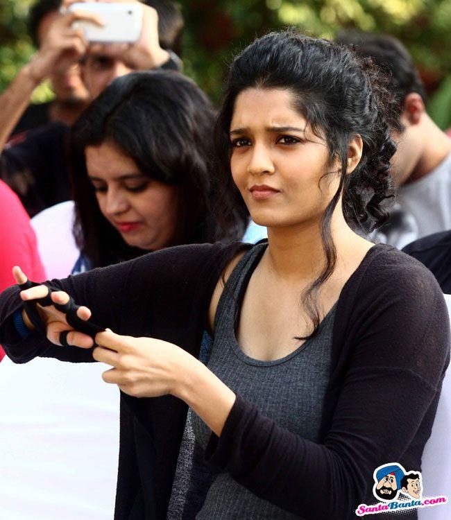 Promotion of Film Saala Khadoos -- Ritika Singh Picture # 328374