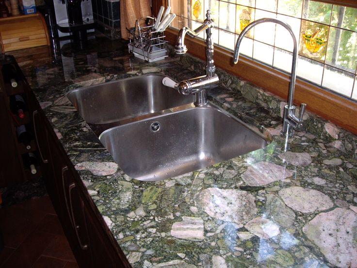 Granito Verde Marinace Granite Countertops Countertops