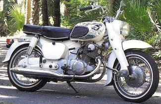 Honda Dream C76 C77 Motorcycles Classic Honda Motorcycles Honda Motorcycle