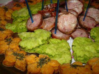 Con M de GlaMour: catering creativo para eventos especiales.: Copetín, aperitivo o picada, no importa, siempre es delicioso.