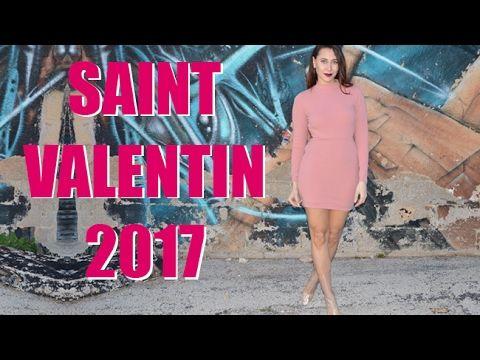 3 idées de tenues Saint Valentin / GRWMColashood2