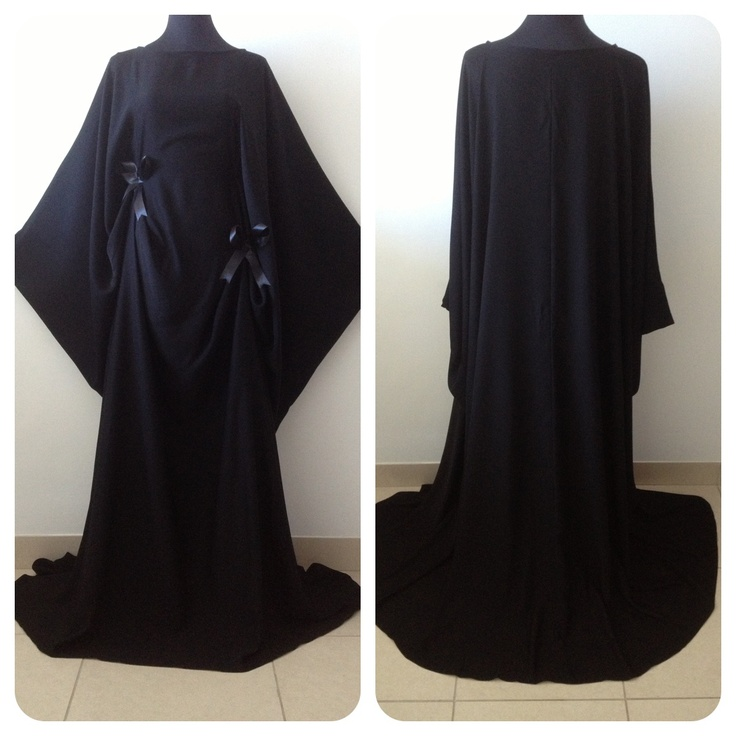 """Budget abayas! Prices under GBP 50. Grab yours today! Follow us on Facebook """" The Abaya Company"""" or email at theabayacompany@gmail.com"""
