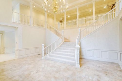 italian traditional staircases | something to calming and serene about a traditional center staircase ...