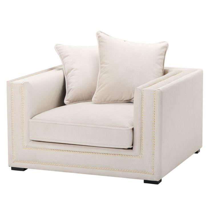 MALLORCA STONE GREY CHAIR - Sofas & Sofa Chairs - Seating | Regency Distribution