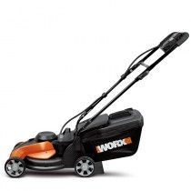 "Electric lawn mower 24V Cordless 14"" with IntelliCut. Best product from smaller yards and low budget. ~ http://ever-unfolding.net/best-electric-lawn-mower-reviews/"