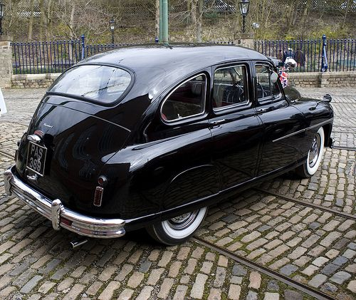 1947 - 1953 Standard Vanguard