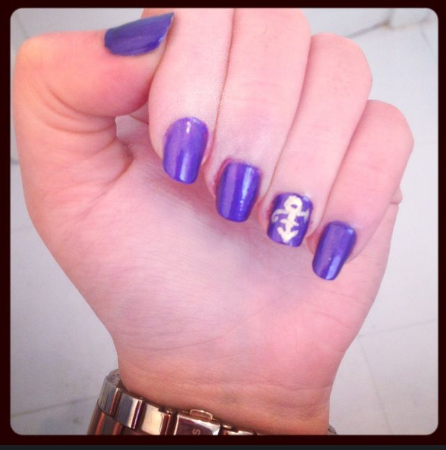 Prince Concert 2nite So That Means Prince Nails #prince