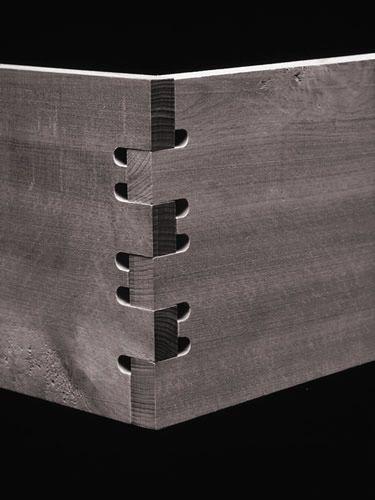 CNC joint / Prof. Jochen Gros and Designer Friedrich Sulzer: Cnc Jointed, Boxes Jointed, Design Friedrich, Digital Woods, Cnc Cut, Woods Jointed, Friedrich Sulzer, Jochen Gros, Cut Woods