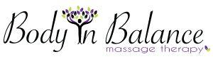 Body In Balance Massage Therapy Logo Design by Brandit360