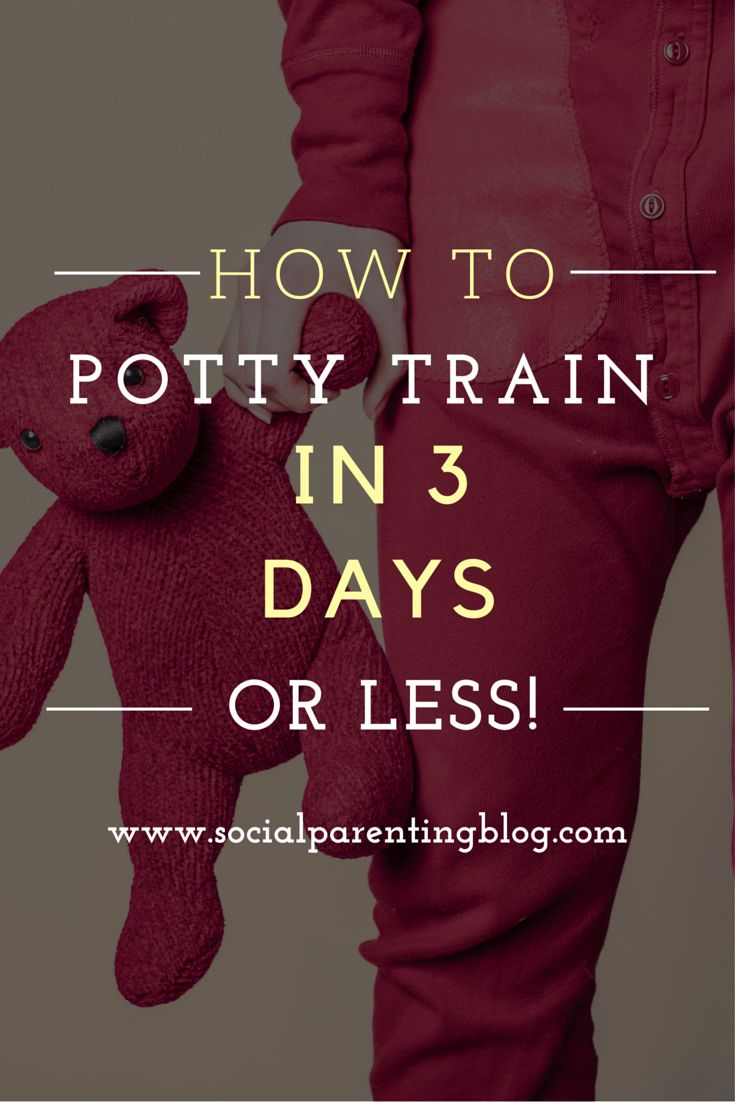 How to potty train in 3 days or less. Also: Potty training tips and tricks, favorite products, and more!   #pottytraining #pottytrain