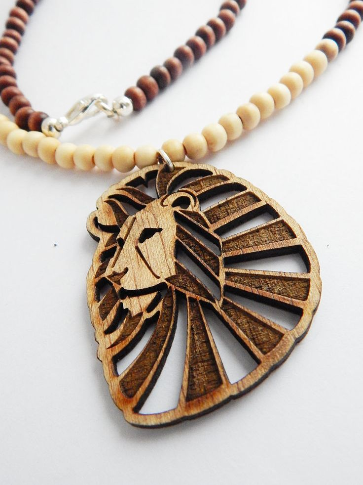 mens handmade necklaces wood beaded necklace jewelry mens 7762