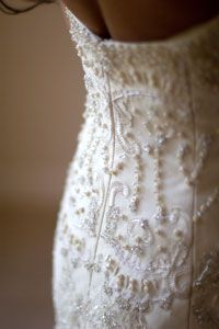 Clean and reuse wedding dress
